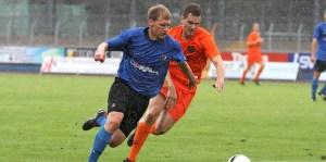 20100828 SVE II - FCS II, Oberliga Suedwest, Tim Eckstein, Fotografin: Anna Lena Bauer - 5VIER