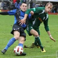 20101106 Eintracht Trier - FC Homburg, Regionalliga West, Kempny, Foto: Anna Lena Bauer - 5VIER