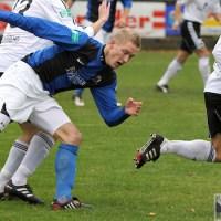 20101113 SV Elversberg - Eintracht Trier, Regionalliga West, Thomas Kraus, Foto: Anna Lena Bauer - 5VIER