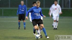 20101114 Eintracht Trier U23 - SV Gonsenheim, Oberliga Südwest, Foto: Anna Lena Bauer - 5VIER
