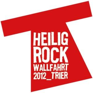 Logo Heilig Rock Wallfahrt 2012 Foto: Bistum Trier Lizenz: für journalistische Zwecke verwendbar kommerzielle Zwecke nur mit Rückmeldung vom Wallfahrtsbüro! - 5VIER
