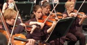 Bild: Philharmonisches Orchester der Stadt Trier, Foto: Frank Weiland - 5VIER