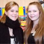 Mira und Anna im Stephanus