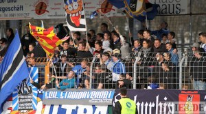 20110305 SVE - Dortmund II, Fans, oto: Anna Lena Bauer - 5VIER