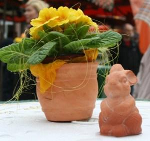 Freizeit: Siebter Trierer Ostermarkt vom 8. bis 10. April