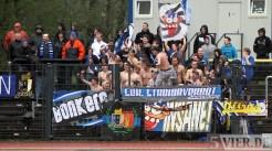 20110403 SchalkeII - SVE, Regionalliga West. Fans. Foto: Anna Lena Bauer - 5VIER