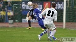 20110403 SchalkeII - SVE, Regionalliga West. Foto: Anna Lena Bauer - 5VIER