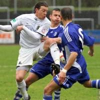 20110403 SchalkeII - SVE, Regionalliga West. Kohler. Foto: Anna Lena Bauer - 5VIER