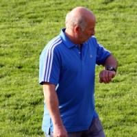 Erwin Berg - Trainer des SV Krettnach. - 5VIER