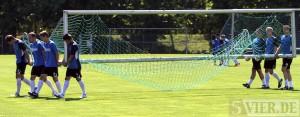 Trainingsauftakt Eintracht trier