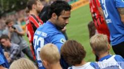 20110730 Eintracht Trier - St. Pauli, DFB Pokal, Cozza, Foto: Anna Lena Bauer - 5VIER