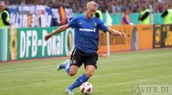 20110730 Eintracht Trier - St. Pauli, Kraus, DFB Pokal, Foto: Anna Lena Bauer - 5VIER