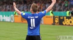 20110730 Eintracht Trier - St. Pauli, DFB Pokal, Hauswald, Foto: Anna Lena Bauer - 5VIER
