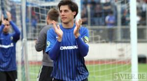 Eintracht Trier: Kapitän Hollmann vor Vertragsverlängerung