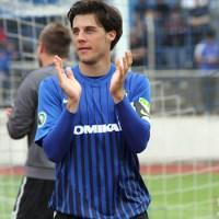 20110730 Eintracht Trier - St. Pauli, DFB Pokal, Hollmann, Foto: Anna Lena Bauer - 5VIER
