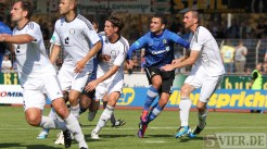 20110924 Eintracht Trier - Elversberg, Regionalliga West, Kulabas, Foto: Anna Lena Grasmueck - 5VIER