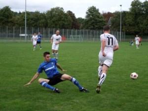 SV Eintracht Trier II gegen SC Hauenstein