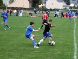 SV Trier-West-Euren gegen VfL Trier