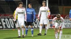 Eintracht Trier gegen Leverkusen II, Regionalliga West, Foto: Anna Lena Grasmück - 5VIER