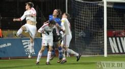 Eintracht Trier gegen Leverkusen II, Regionalliga West, Stang, Foto: Anna Lena Grasmück - 5VIER