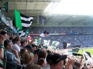 Borussia Mönchengladbach Nordkurve