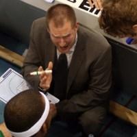 Möchte ungern zwei Spiele auf einmal vorausblicken: Coach Henrik Rödl (Foto: Thewalt) - 5VIER