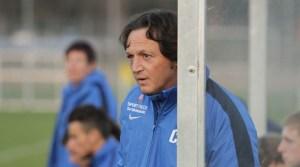 SVLK-Trainer Christian Mergens war hochzufrieden mit seinen Jungs. Archiv-Foto: Peter Schmitt - 5VIER