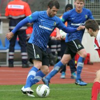 20120128 Eintracht Trier - Idar-Oberstein, Pollok, Foto: Anna Lena Grasmück - 5VIER