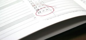 Kalenderbild Schaltjahr FEATURE - 5VIER