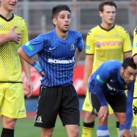 20120328 Eintracht Trier - Dortmund II, Regionalliga West, Anton, Foto: Anna Lena Grasmueck - 5VIER