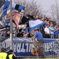 20120317 Eintracht Trier - Elversberg, Regionalliga West, Fans Ultras, Foto: Anna Lena Grasmueck - 5VIER
