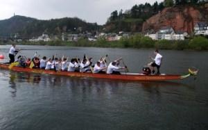 Rudergesellschaft Trier Drachenboot