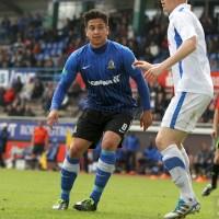 20120414 Eintracht Trier - Bochum II, Regionalliga West, Pagenburg, Foto: Anna Lena Grasmueck - 5VIER