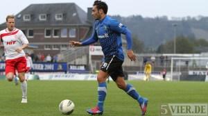 20120404 Eintracht Trier - Fortuna Koeln, Regionalliga West, Kulabas, Foto: Anna Lena Grasmueck - 5VIER