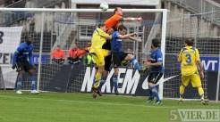 20120425 Pokal Eintracht Trier-TuS Koblenz, Pogge, Bitburger Rheinlandpokal, Viertelfinale, Foto: Anna Lena Grasmueck - 5VIER