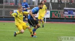 20120425 Pokal Eintracht Trier-TuS Koblenz, Pontol, Bitburger Rheinlandpokal, Viertelfinale, Foto: Anna Lena Grasmueck - 5VIER