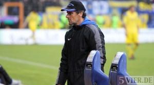 20120425 Pokal Eintracht Trier-TuS Koblenz, Seitz, Bitburger Rheinlandpokal, Viertelfinale, Foto: Anna Lena Grasmueck - 5VIER