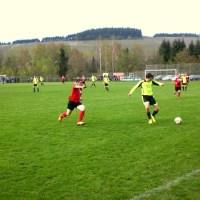 SV Krettnach - SG Ellscheid. (Foto: Stephen Weber) - 5VIER