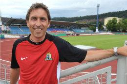 Michael Ziegler. Foto: Eintracht Trier