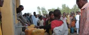 Äthiopien Antonia Ruut Stiftung Brunnen - 5VIER