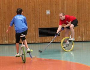 Einradhockey MJC Trier