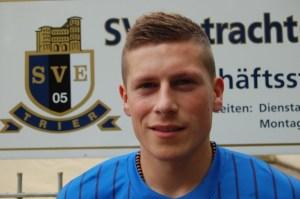 Steven Lewerenz Eintracht Trier