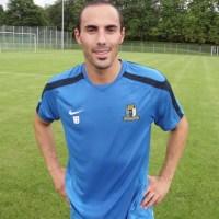 Fouad Brighache, Eintracht Trier. Foto: FS - 5VIER
