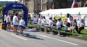 Buntes: Laufen für den guten Zweck – Partnerschaft feiert Jubiläum