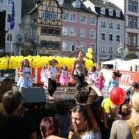 Hauptmarkt Trier spielt - 5VIER