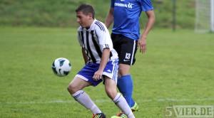 Lukas Kramp war der Spieler, der die meisten Stimmen bekam.