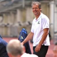 Seitz, Testspiel Eintracht Trier gegen Köln II, Foto: Anna Lena Grasmück - 5VIER