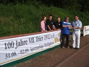 100 Jahre VfL Trier