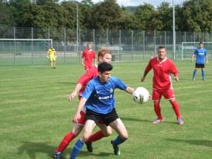 Eintracht Trier II gegen TSV Emmelshausen