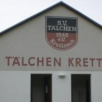 Derbyzeit am Krettnacher Sportplatz (Foto: 5vier.de) - 5VIER
